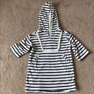 Crewcuts Girls Cover-up Size 4